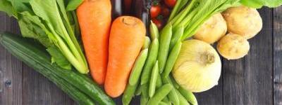 食物繊維を多く含む野菜のイメージB