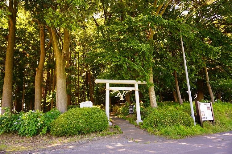 01 富士神社東側鳥居