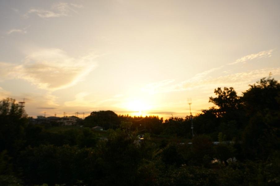 07 夕陽