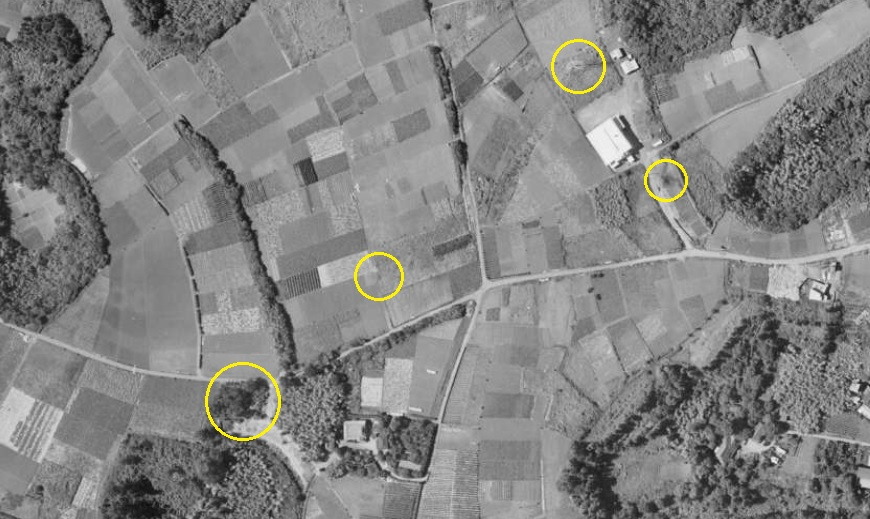 06 航空写真(1963年6月)MKT636C16-6(部分)