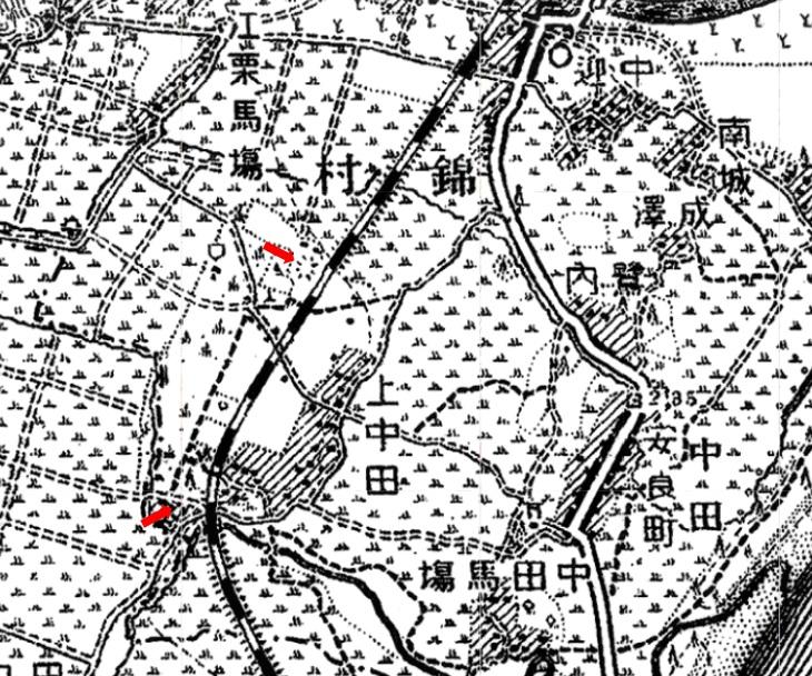 01 五万分の一「小名浜」明治41年測図より