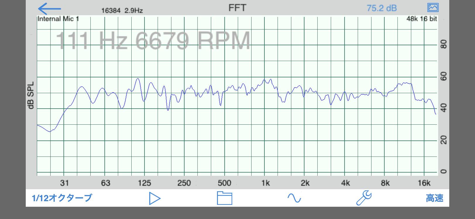 AL-05周波数特性