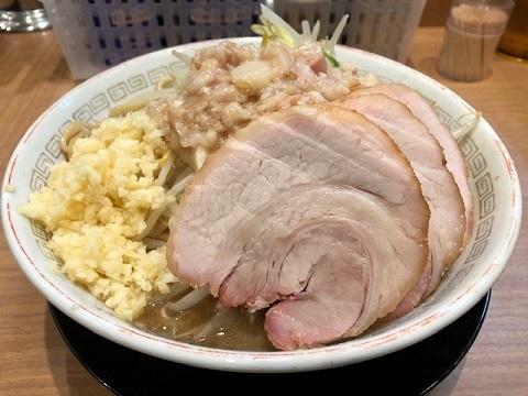 200321ラーメン豚山上野店