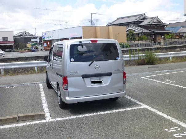 田原氏車 事務所 (2)