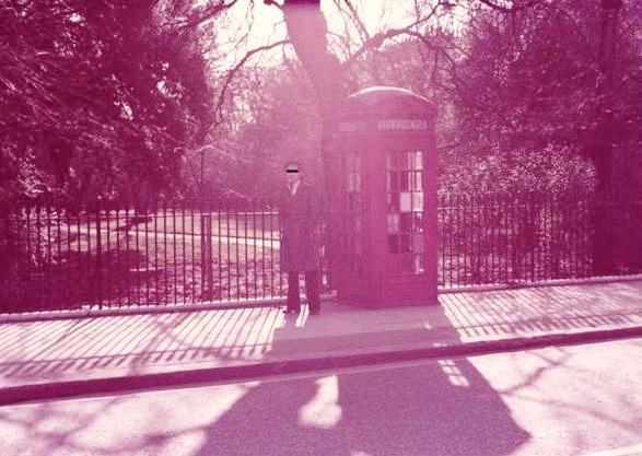 ロンドンにて (2)