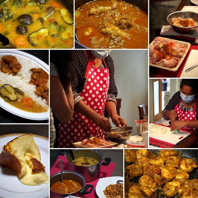 インド人女性による南インド家庭料理 画像まとめ