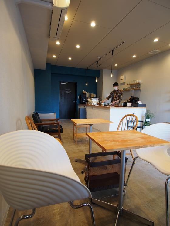 Hapuna Coffee 店内