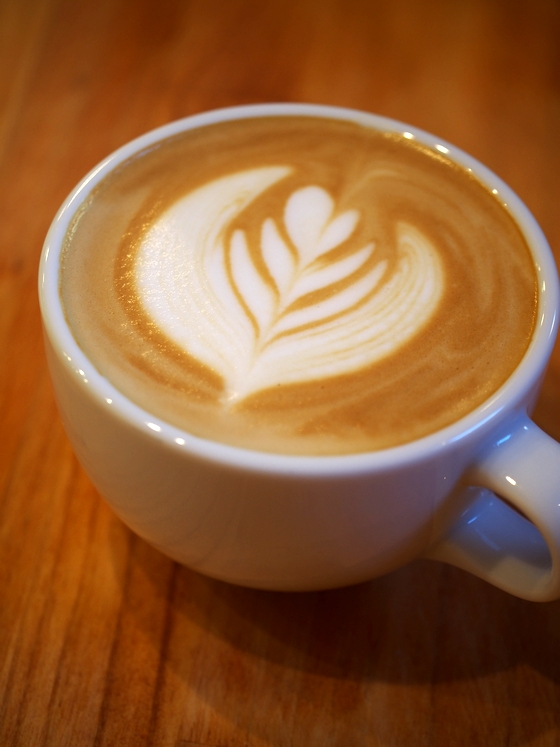 Hapuna Coffee カフェラテ