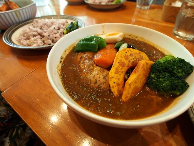 スープカレーのハンジロー