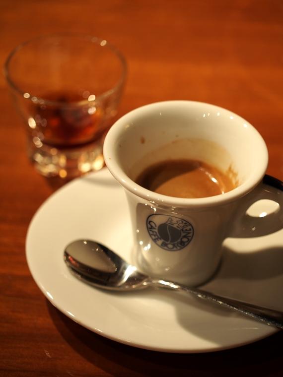 ネグラマーロのカフェコレット