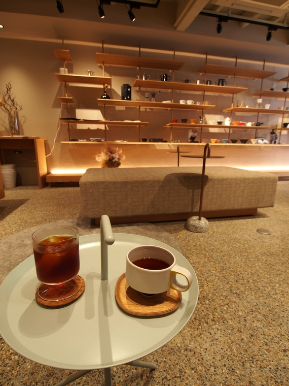 京都旅行 kurasu coffee