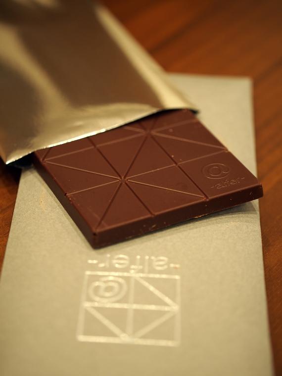 岡山alferのチョコレート