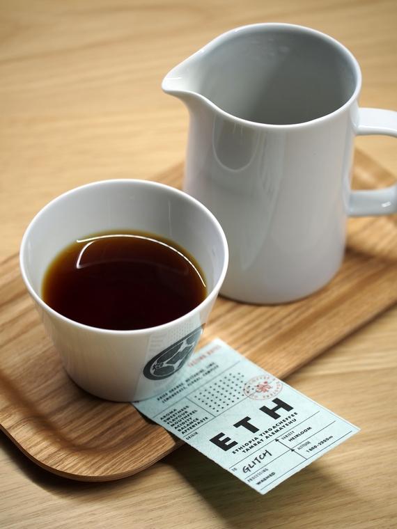 名古屋コーヒー巡り グリッチコーヒーのエチオピア