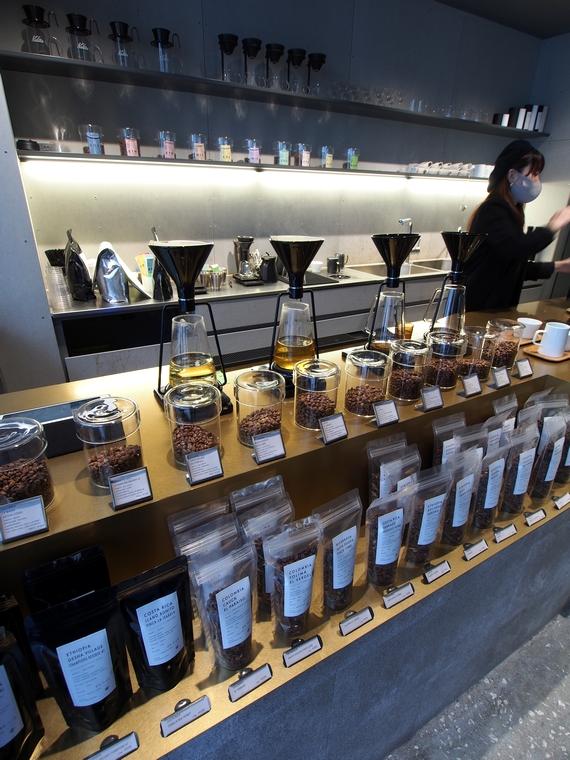 名古屋コーヒー巡り グリッチコーヒー