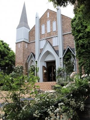 教会 ボタニックガーデン