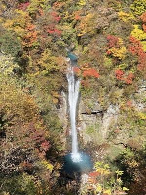 那須駒止めの滝
