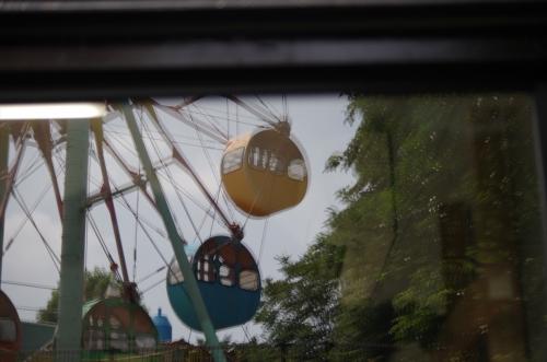 福岡市動物園 赤パンダ舎