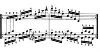 チェルニー『毎日の練習曲』2番~第3リピート
