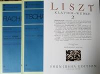 リスト『巡礼の年報』他、チャイコフスキー『18の小品』、ラフマニノフ『前奏曲集』