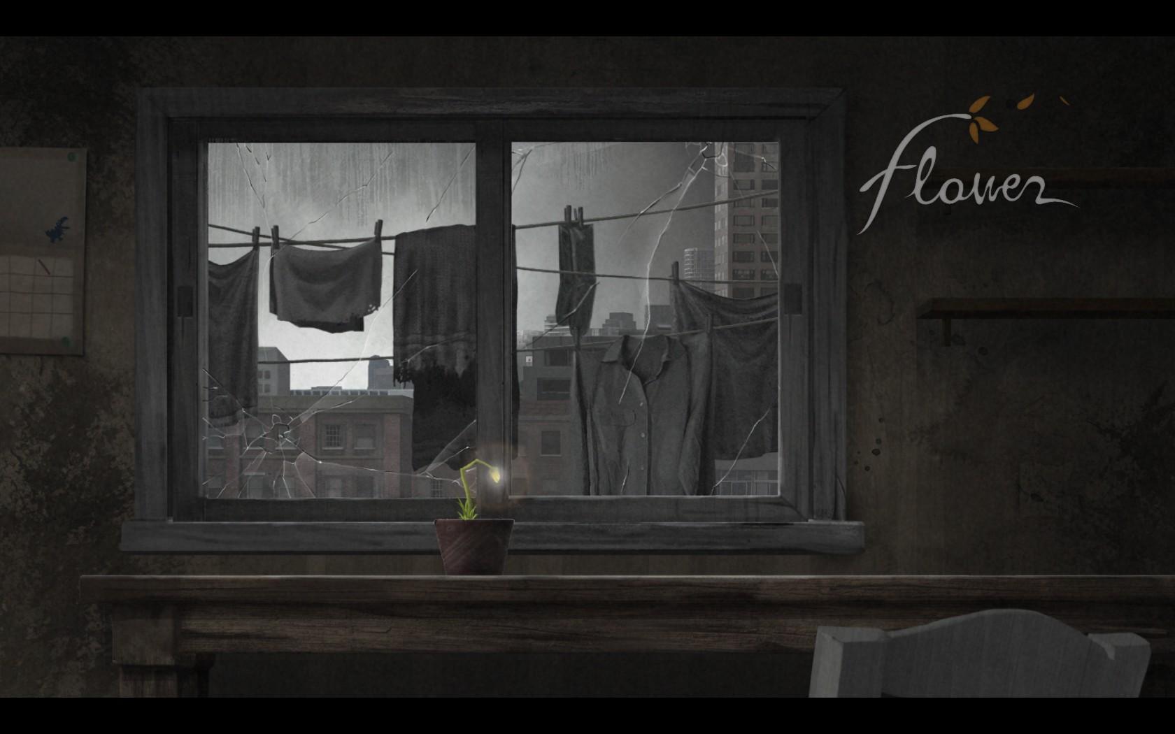 [PCゲーム]Flower/Journey1
