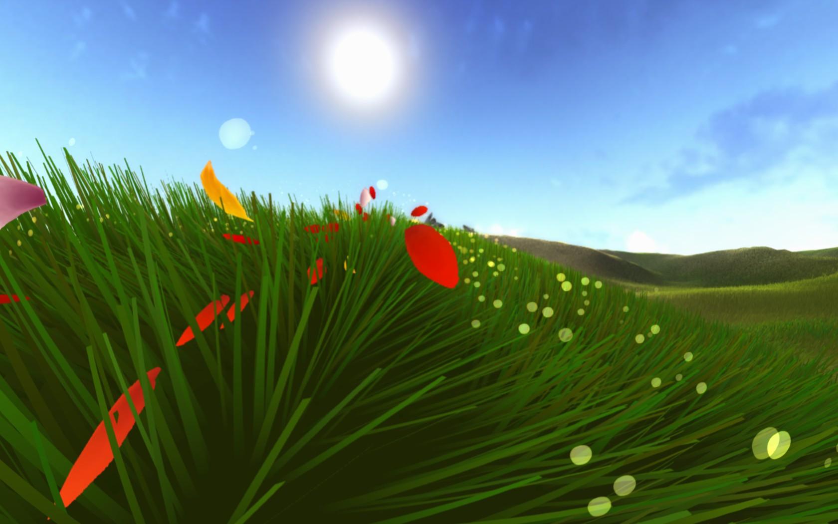 [PCゲーム]Flower/Journey2