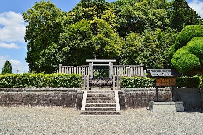 20200622 檜隈大内陵