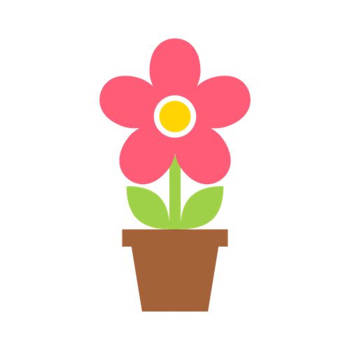 20200826 シンプルな花