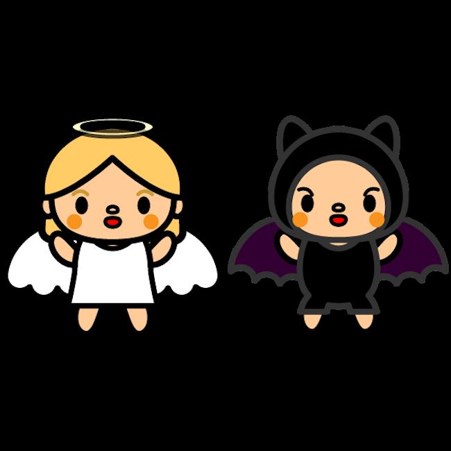 20201030 天使と悪魔