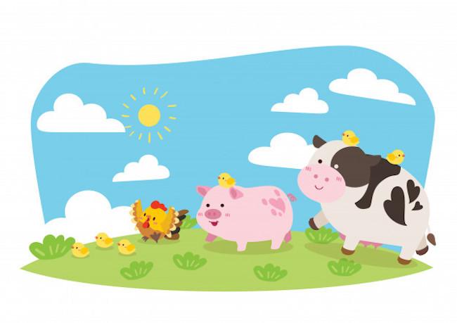 20201220 動物農場