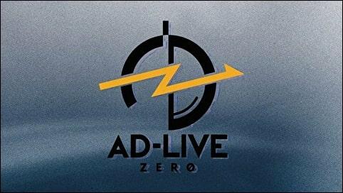 「AD-LIVE ZERO」Blu-ray&DVD PV