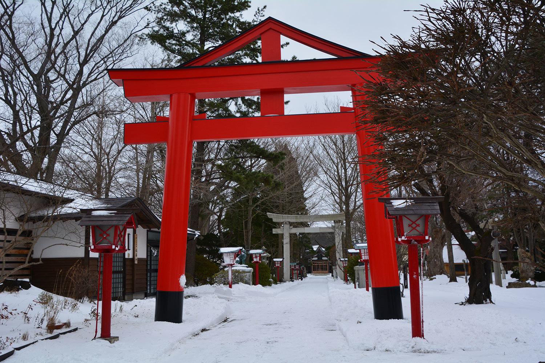 能代市御指南町 日吉神社320201221