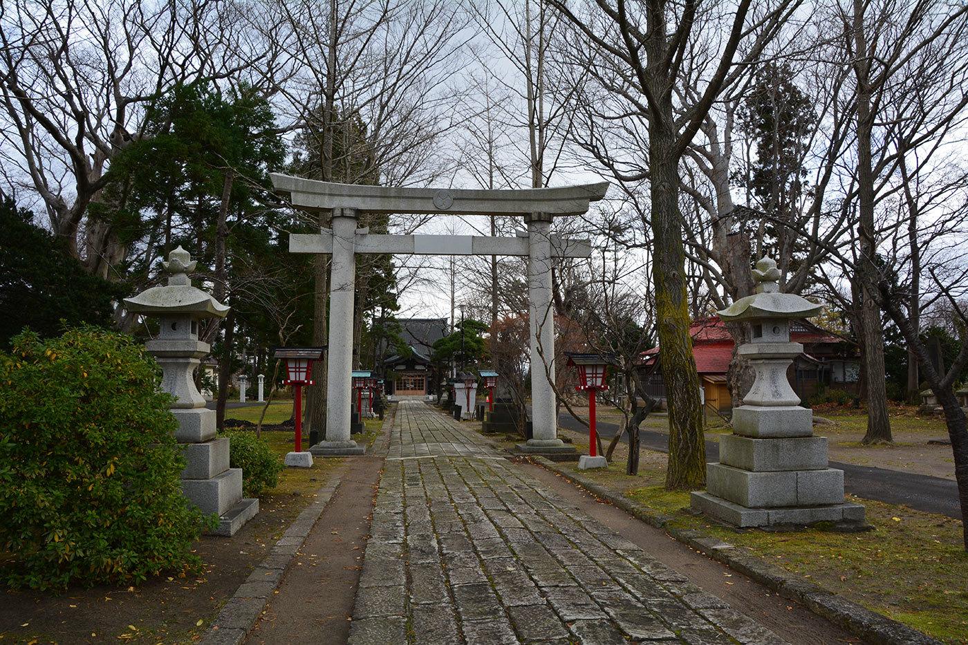 能代市御指南町 日吉神社520201201