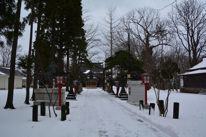 能代市御指南町 日吉神社620201221