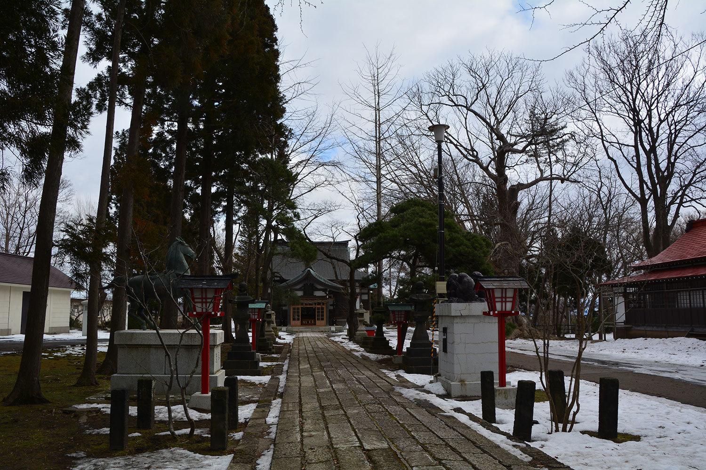 能代市御指南町 日吉神社620210125