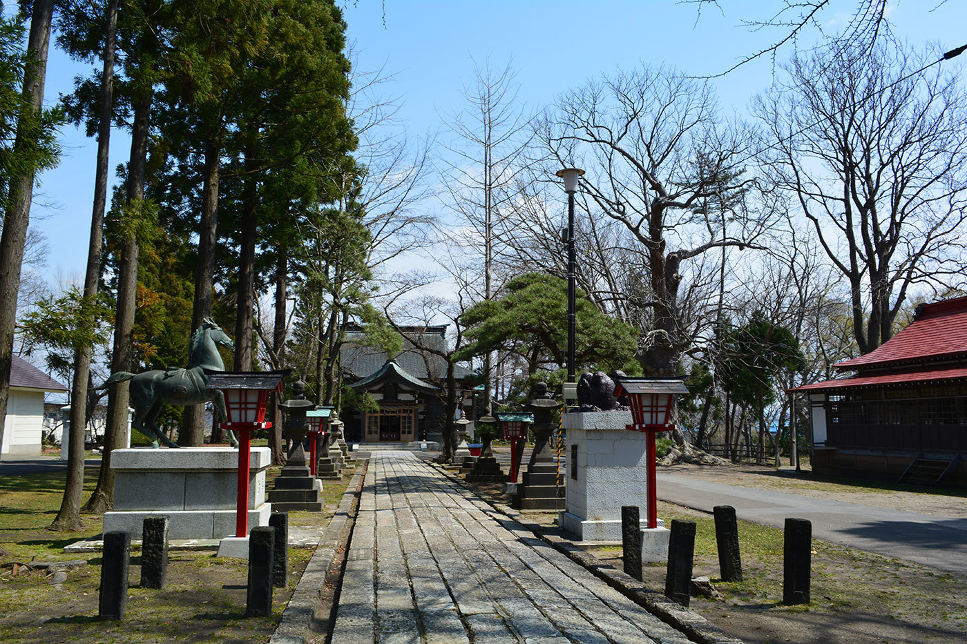 能代市御指南町 日吉神社62020040