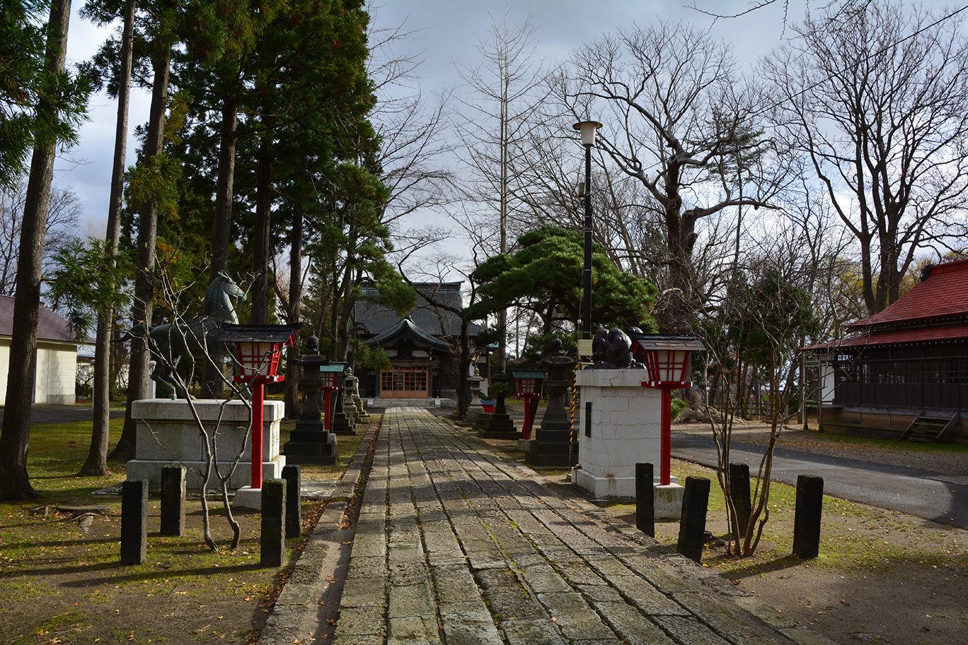 能代市御指南町 日吉神社620201201