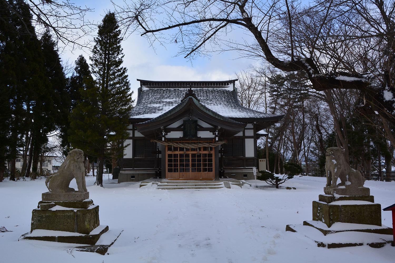 能代市御指南町 日吉神社720201220