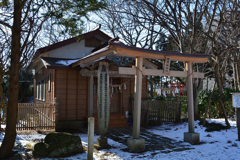 能代市柳町 八幡神社420201227