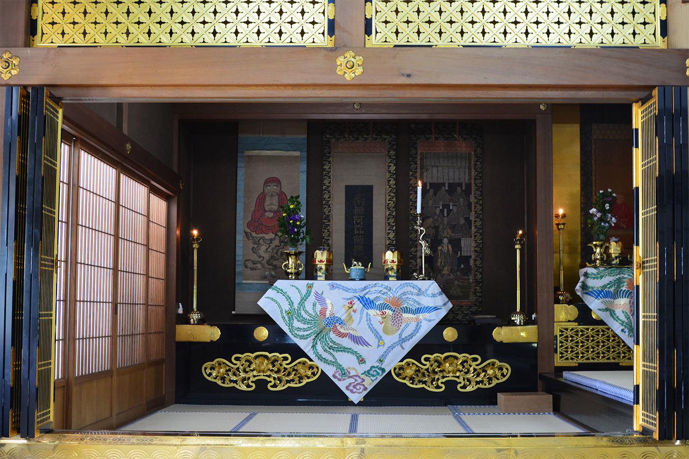 能代市萩の台 願勝寺320200813