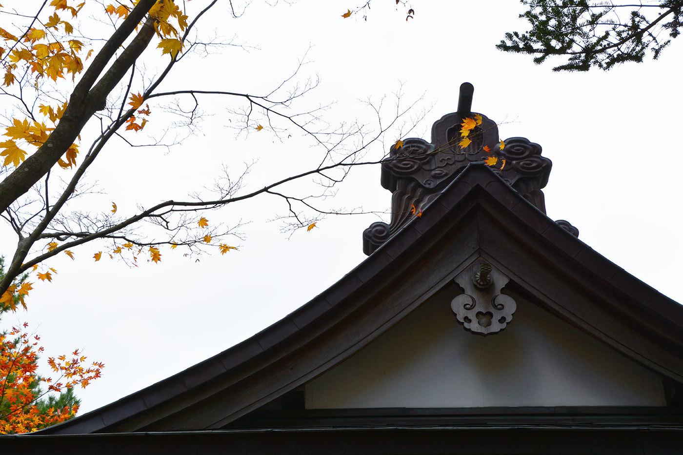 能代市萩の台 淨明寺1820201105