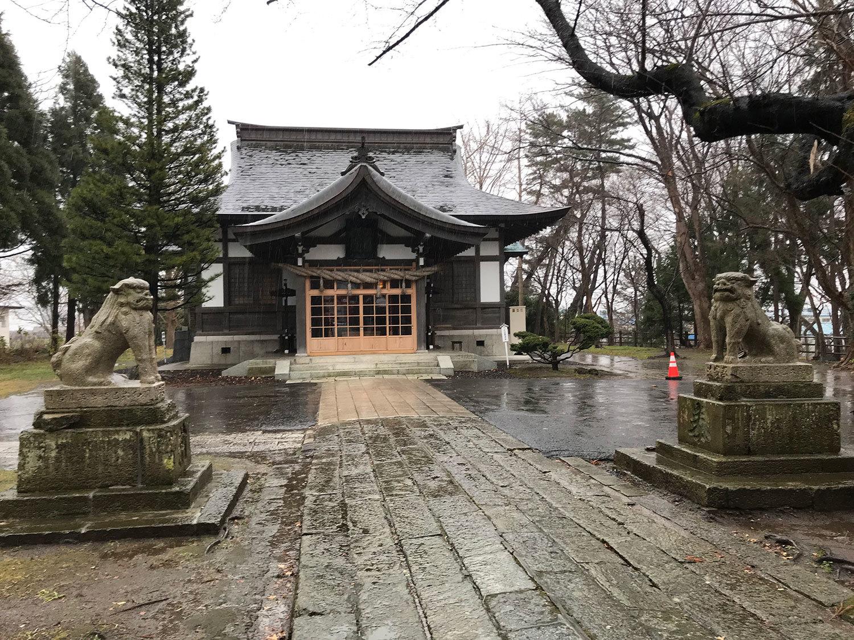 能代市御指南町 日吉神社720201210