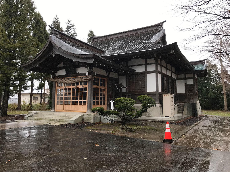 能代市御指南町 日吉神社920201210