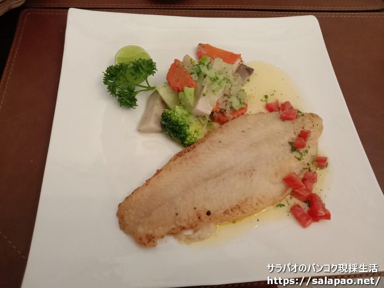 JPのランチメニューは399バーツでフランス料理が食べれて超お得! in アソーク