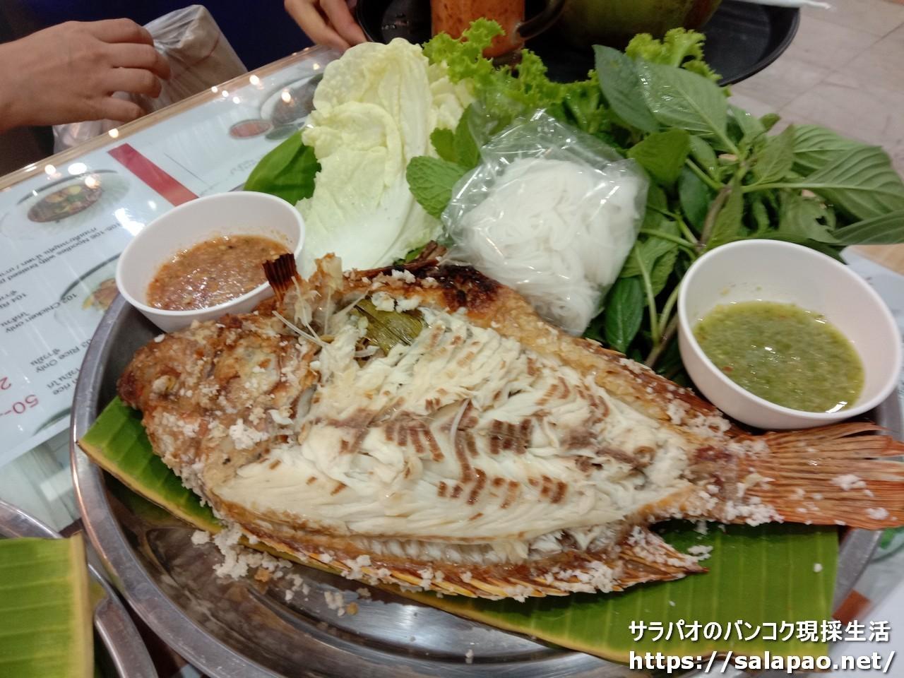 ビジネス・イン・レストランは安くて美味しい24時間営業のタイ料理店 in ナナ