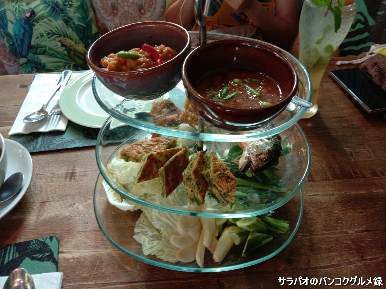 キアオ・カイガーは富裕層タイ人に人気のタイ料理店 in ラートプラーオ