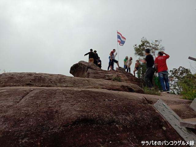 プーヒンロンクラー国立公園(อุทยานแห่งชาติ ภูหินร่องกล้า)
