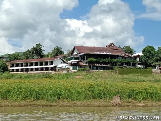 湖に沈んだモン族の町