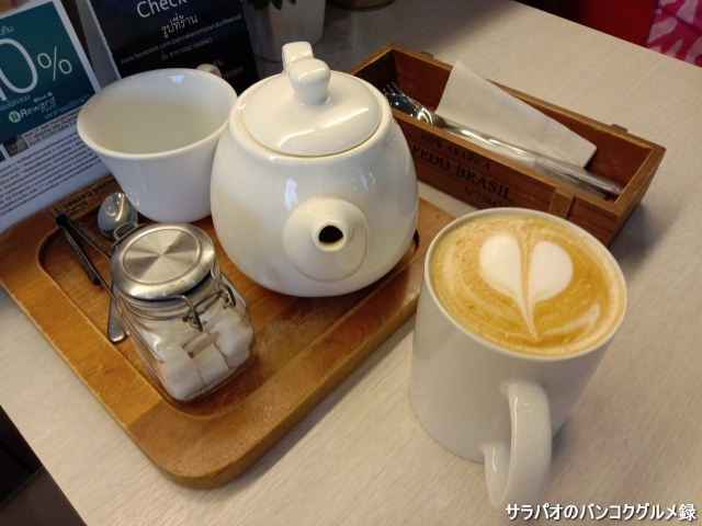 Pancake Corner and the Coffee Club