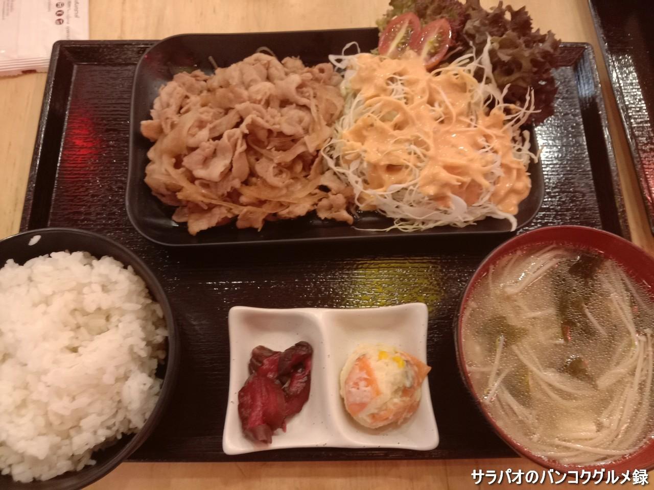 恵美須商店の旨くて安い、コスパが高いおすすめランチ in アソーク