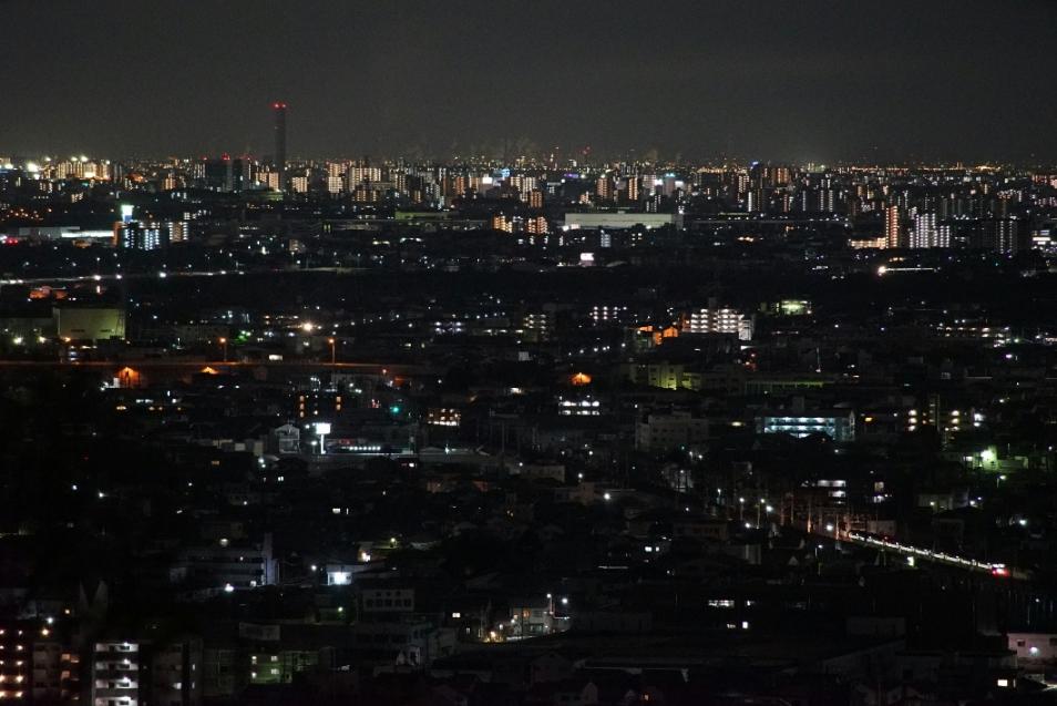 岐阜夜景1